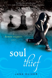 Soul Thief by Jana Oliver